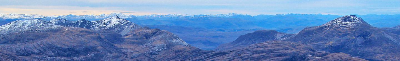 Coulin Forest, Sgorr Ruadh & Maol Chean Dearg, Torridon