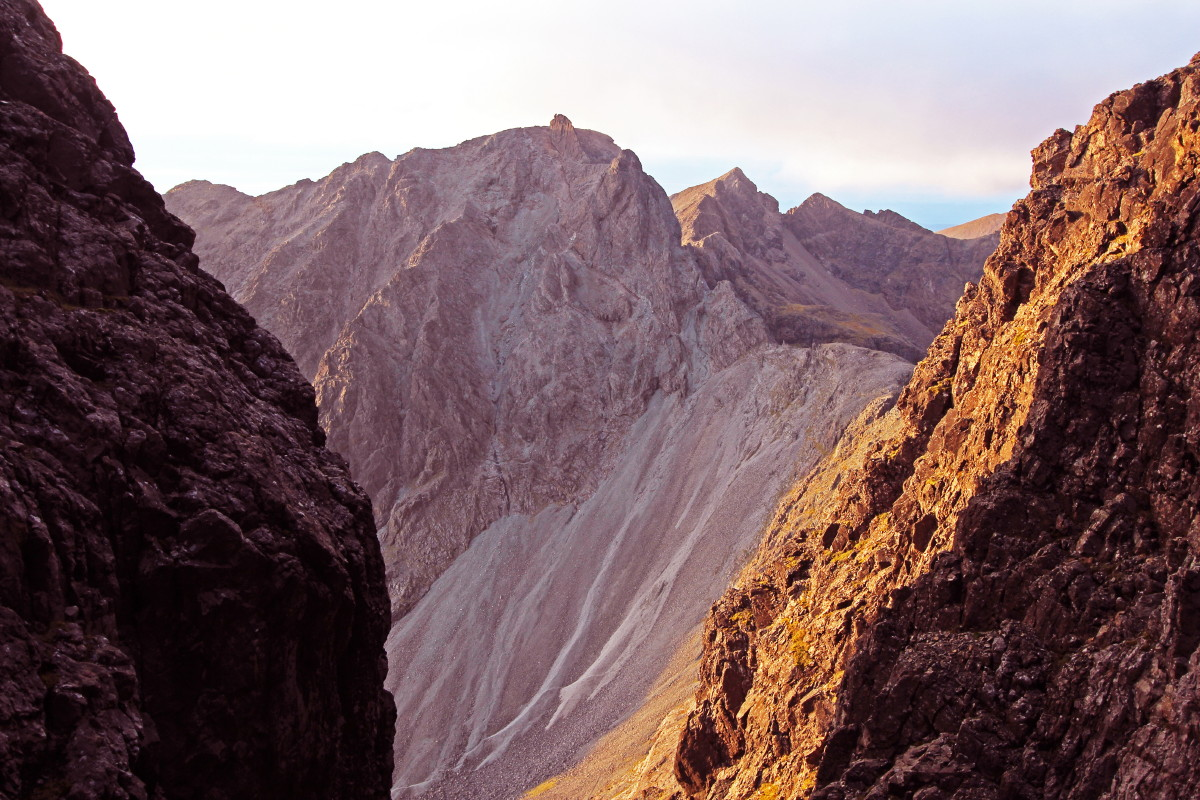From The Great Stone Shoot, Skye