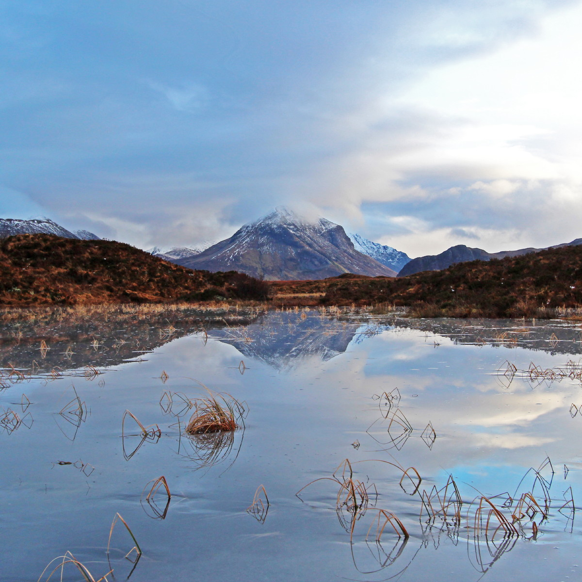 Marsco Reflections, Skye