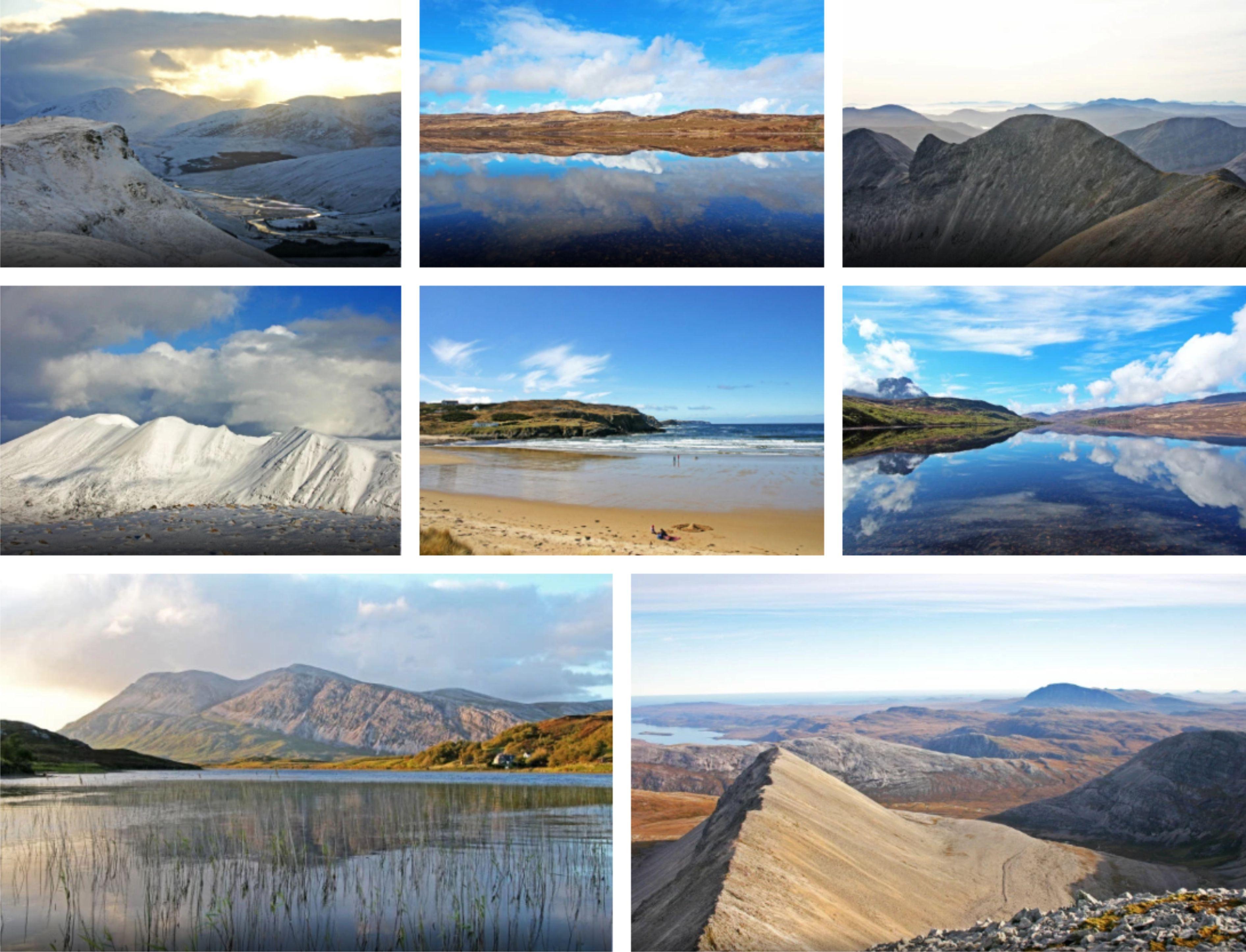 Scotland-Landscapes.com Northern Sutherland Gallery image