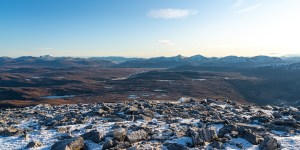 Beinn Dearg and Fannichs, Torridon & Fisherfield