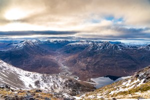 Fisherfield Wilderness, Torridon & Fisherfield