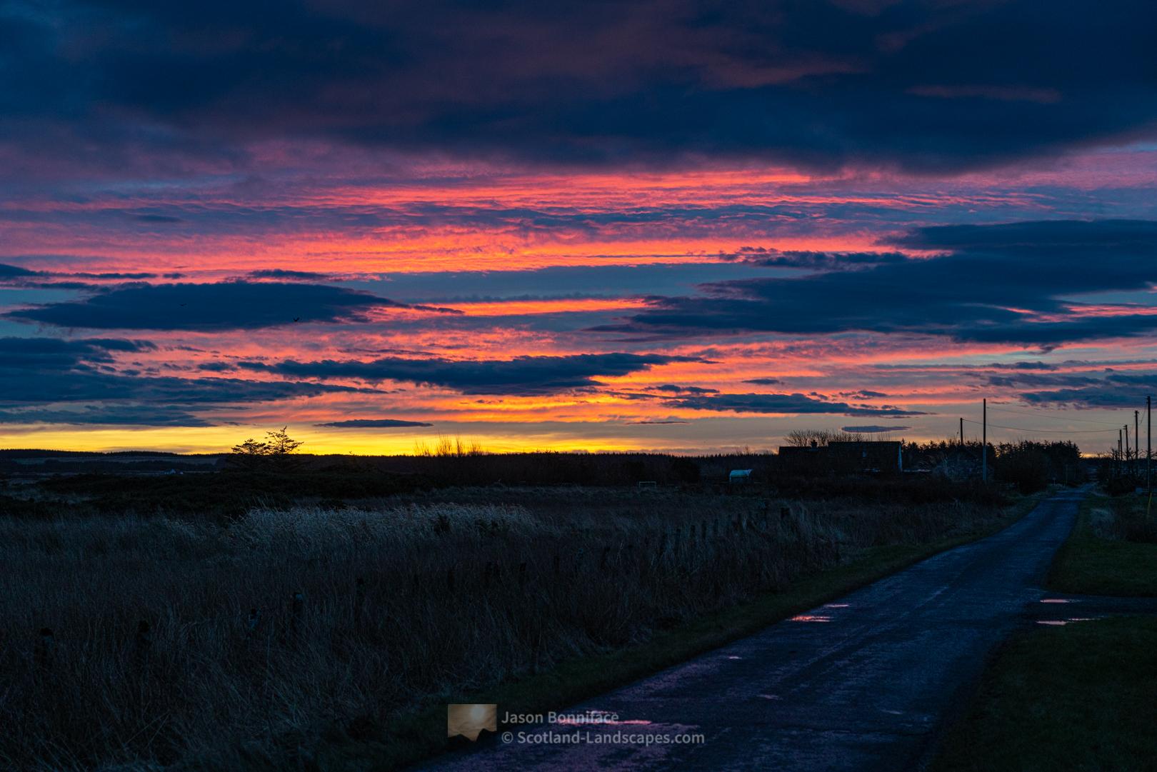 January Dawn, Caithness