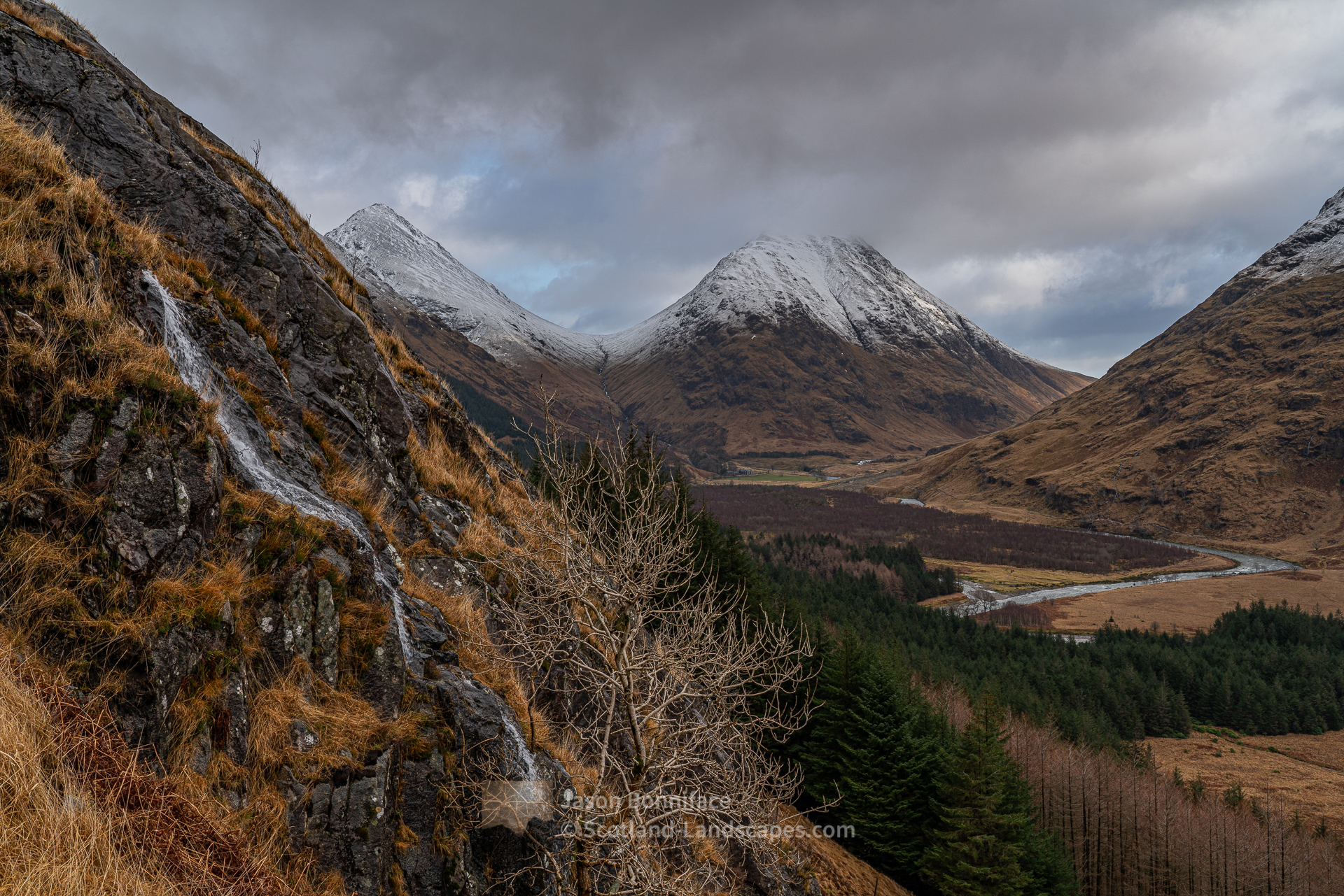 Twin Buachailles, Lochaber