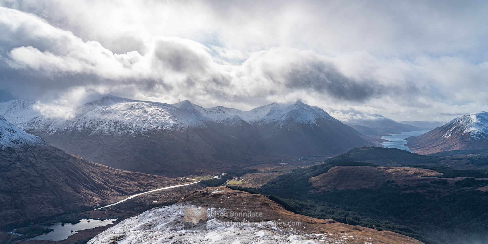 South Down Glen Etive