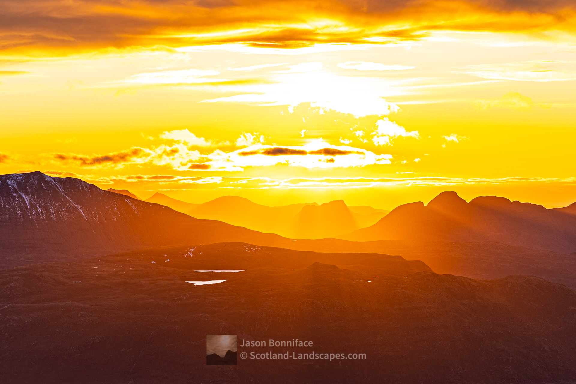 Stac Pollaidh - A Place in the Sun, Assynt & Ullapool