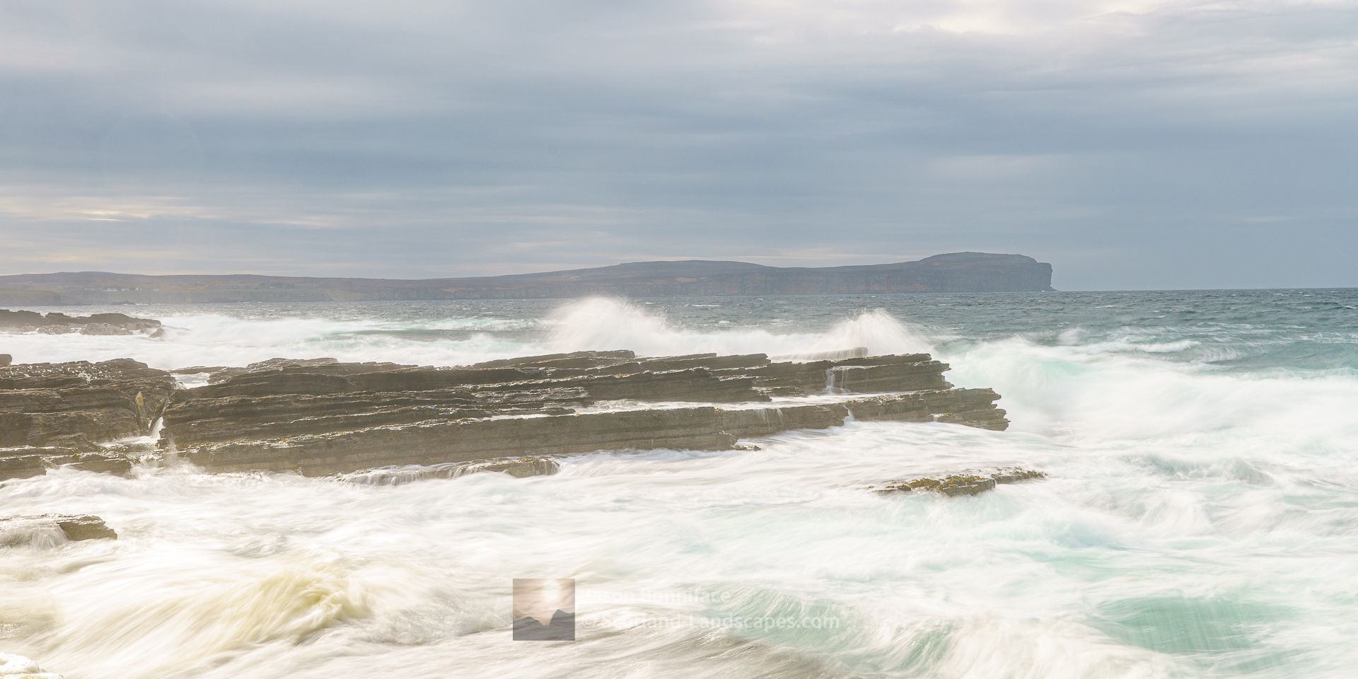 Saturday Afternoon - Choppy Pentland Firth - 3, Caithness