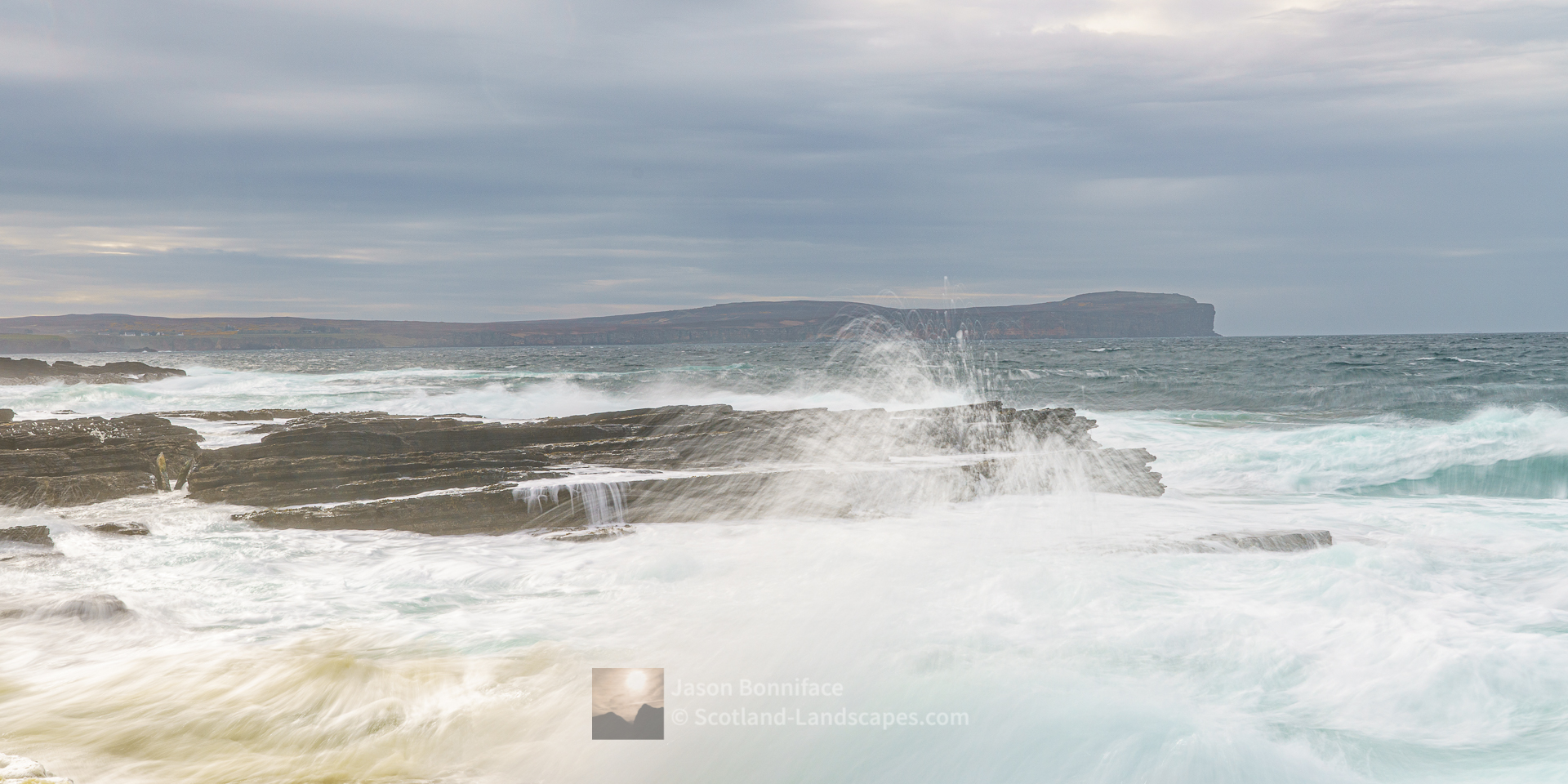 Saturday Afternoon - Choppy Pentland Firth - 4, Caithness