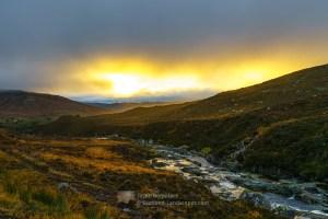 Morning Sunlight - Gleann nam Fiadh, Glen Affric