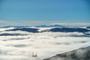 Over the Cloud to Nevis Range, Glen Affric
