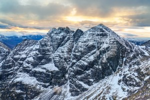An Teallach - Sgurr Fiona, Lord Berkeley's Seat and Corrag Bhuidhe, Torridon & Fisherfield