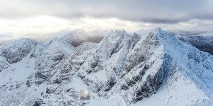 Winter on An Teallach, Torridon & Fisherfield
