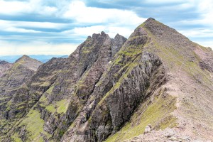 Early summer - Sgurr Fiona, Lord Berkeley's Seat and Corrag Bhuidhe, Torridon & Fisherfield