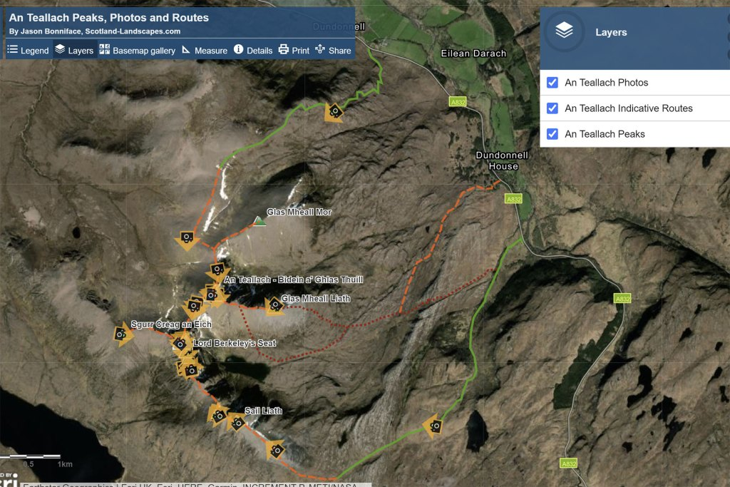 ArcGIS Map Screenshot