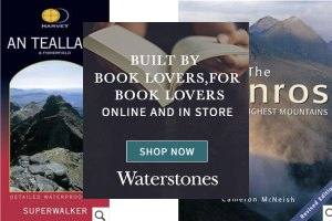 Waterstones image