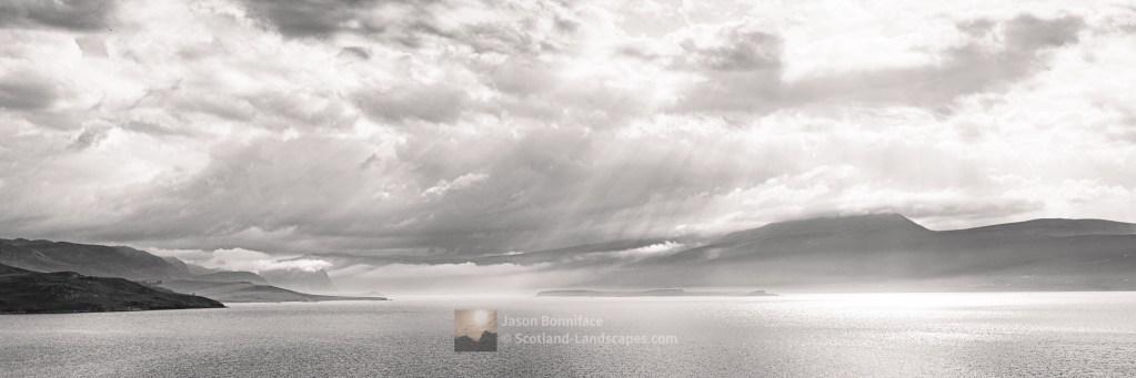 Loch Eriboll on a Summer Afternoon, Northern Sutherland