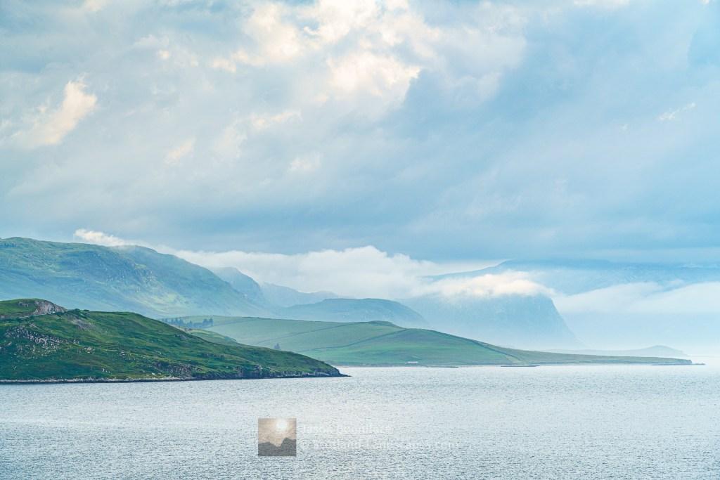 Loch Eriboll - Eastern Shoreline, Northern Sutherland