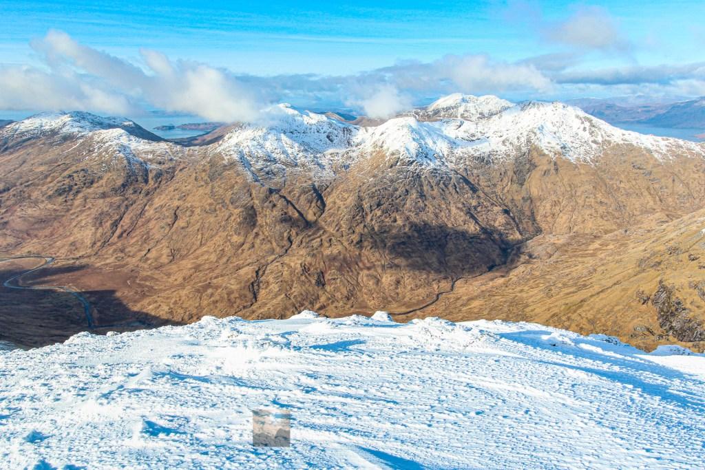 Knoydart Peaks from Sgurr na Ciche, Lochalsh & Knoydart