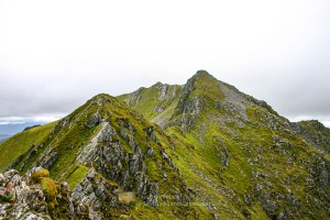 The Saddle from Sgurr na Forcan, Lochalsh & Knoydart