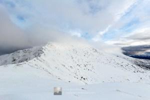 The Upper South West Ridge of Gleouraich, Lochalsh & Knoydart