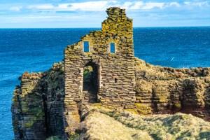 Bucholly Castle Entrance, Caithness