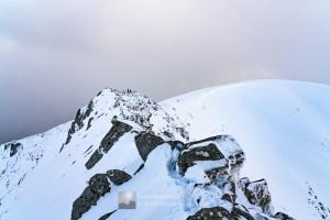 Sgurr a' Bhealaich Dheirg Summit Ridge, Lochalsh & Knoydart