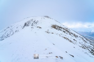 Aonach Meadhoin Summit Dome, Lochalsh & Knoydart