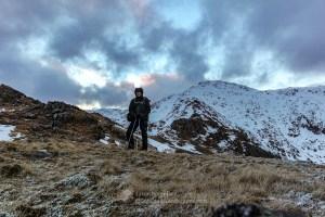 Descent from Sgurr nan Eugallt, Lochalsh & Knoydart
