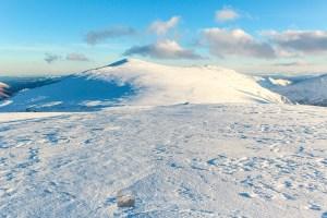 Beinn Fhada Summit Plateau, Lochalsh & Knoydart