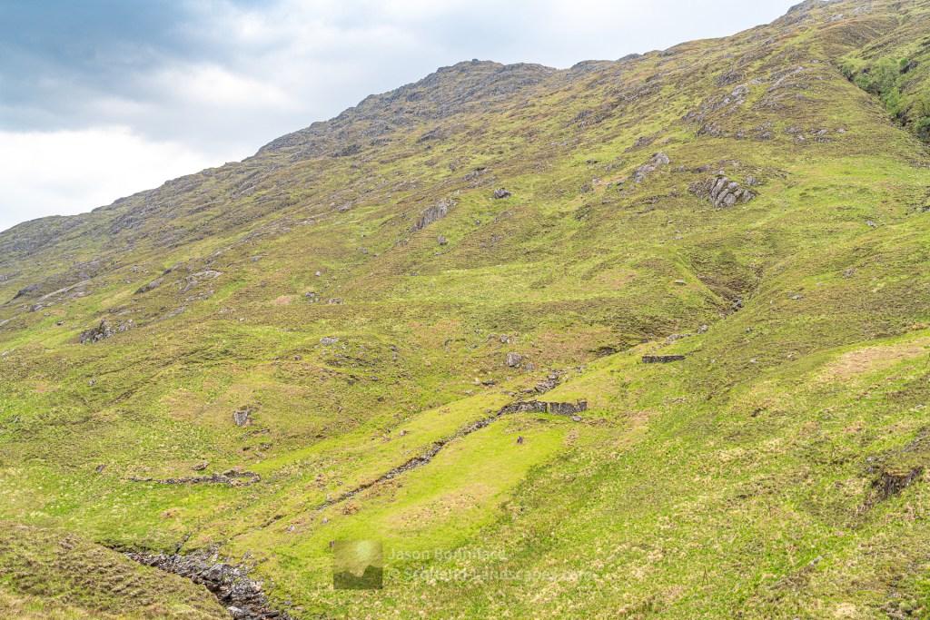 Abandoned Gleanncosaidh, Lochalsh & Knoydart