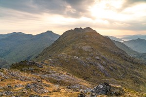 Along the Long Ridge of Druim Chosaidh, Lochalsh & Knoydart
