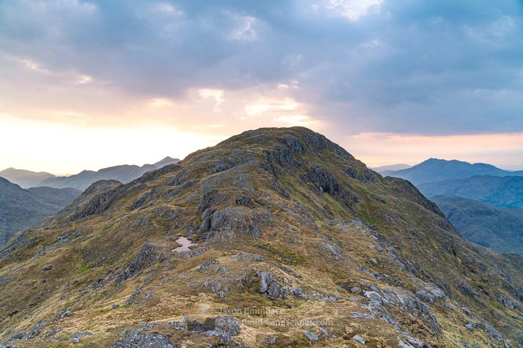 Sgurr a' Choire-bheithe, Lochalsh & Knoydart