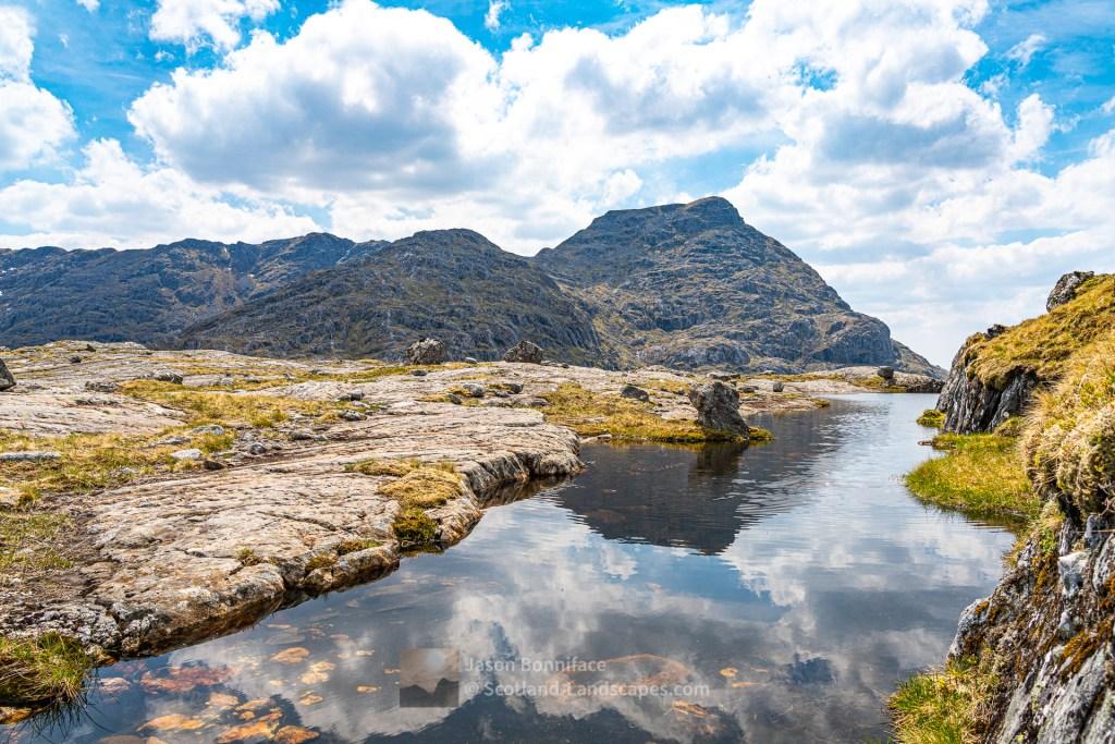 Sgurr na Ciche from the North, Lochalsh & Knoydart