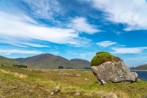 Gleouraich from the North Shore of Loch Cuaich (Quoich) , Lochalsh & Knoydart
