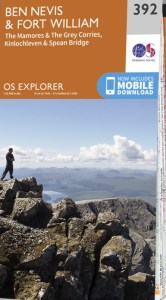 OS Explorer map image