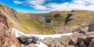 The Loch Avon Basin from the Feith Buidhe, Cairngorm