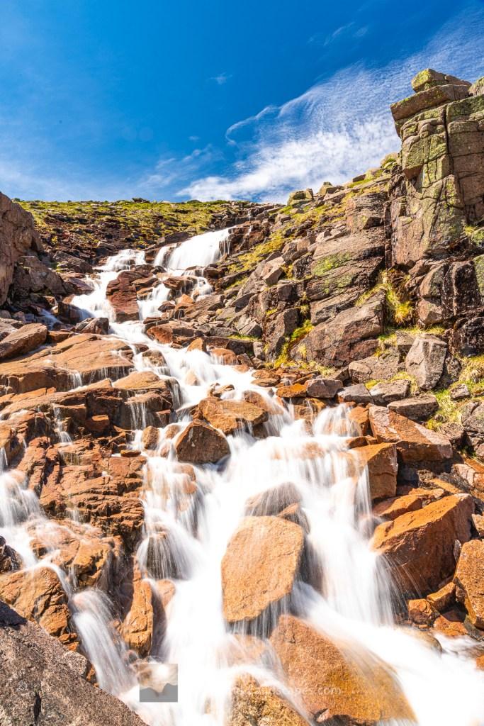 The Feith Buidhe Stream, Cairngorm