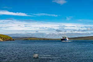 The Yell - Unst Ferry - 1, Shetland