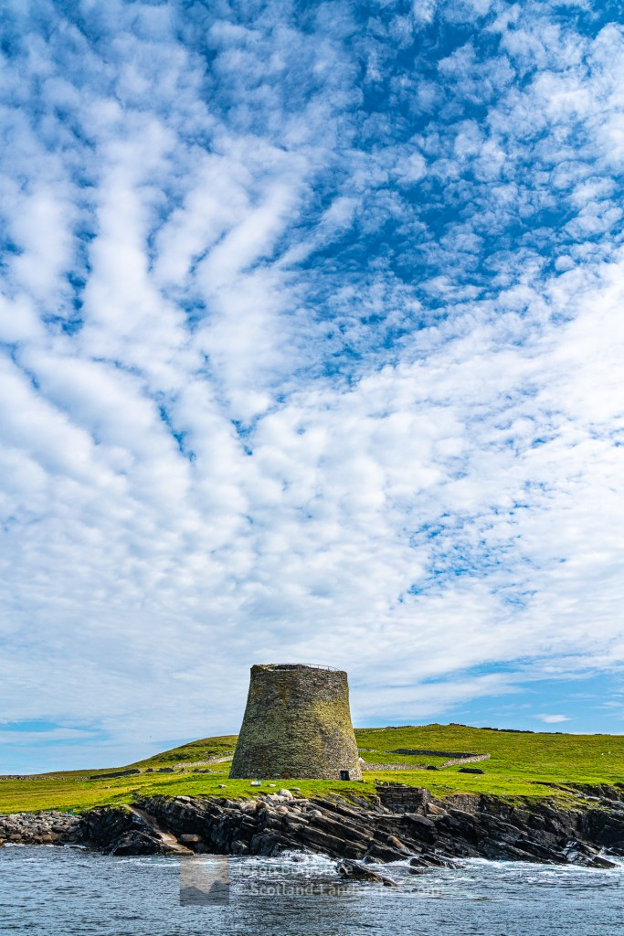 Mousa Broch, Shetland